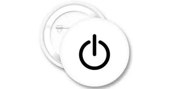 Pin Button Free Vector