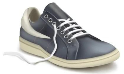 Sneaker Free Vector Illustrator Graphics