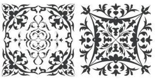 Free Flourish Vector Ornaments