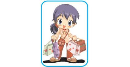 Animasi Shopping