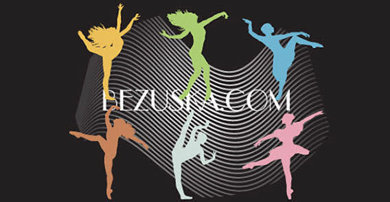 Ballet Silhouette Vector Free