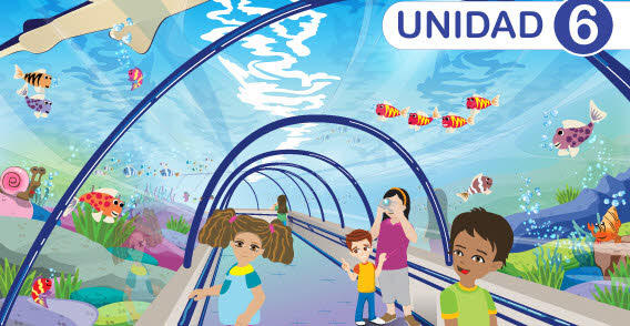 Under the Sea World Vector