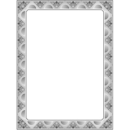 Frames Set Free Vector