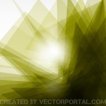Abstract Background Poster Free Vector