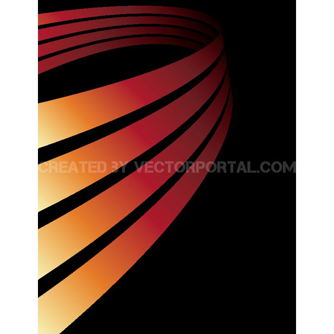 Abstract Black Background 2 Free Vector