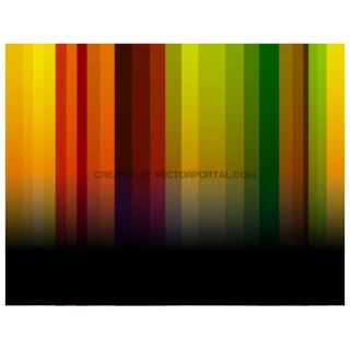 Abstract Colorful Stripes Background Free Vector