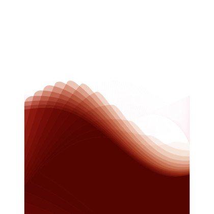 Abstract Red Graphics Free Vector