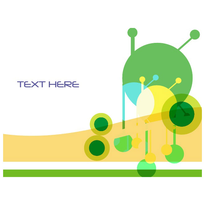 Abstract Technology Image Free Vector