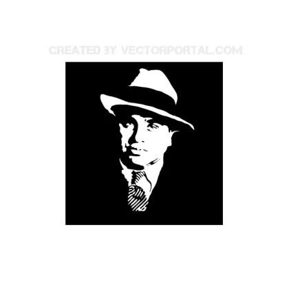 Al Capone Free Vector