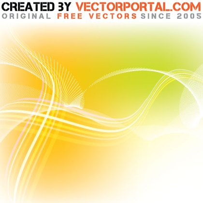 Background with Gradient Mesh Free Vector