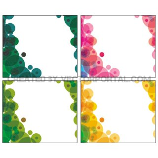 Colorful Banner Free Vector