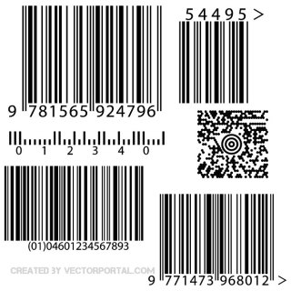 Barcode Free Vector