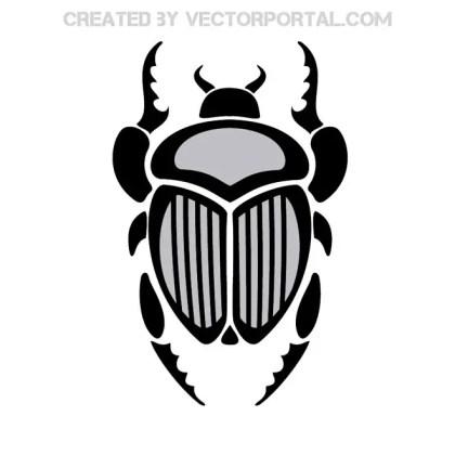 Beetle Image Free Vector