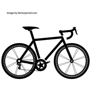 Bicycle Image Free Vector