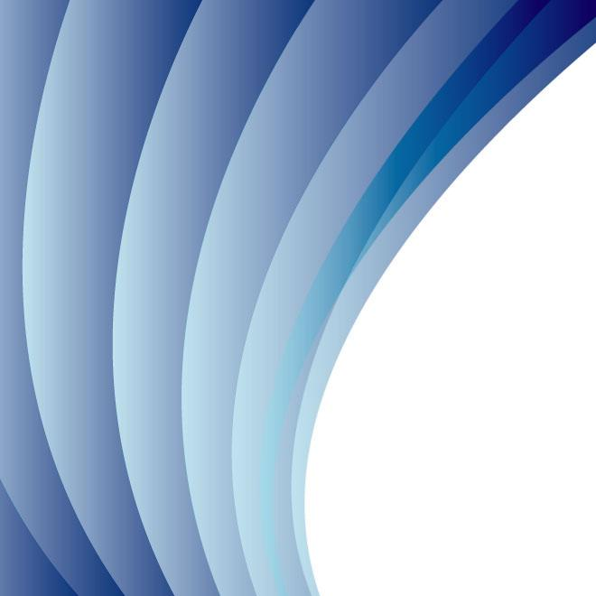 Blue Curtain Free Vector