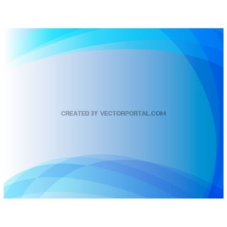 Blue Pale Backgroudn Free Vector