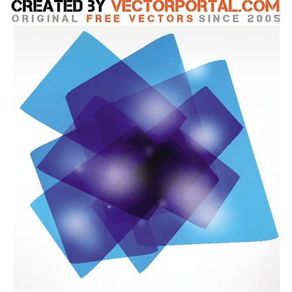 Blue Stock Graphic Design Free Vector