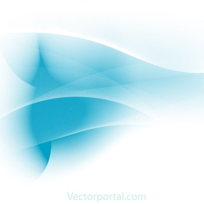 Blue Vivid Background Free Vector