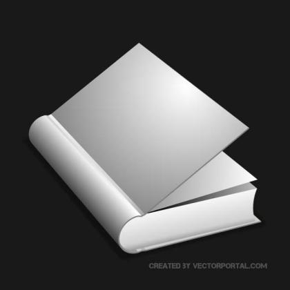 Book Mock-Up Free Vector