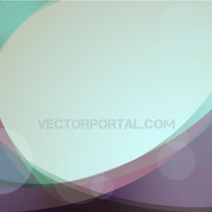 Bright Abstract Illustration Free Vector