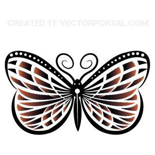 Butterfly Graphics Download Free Vector
