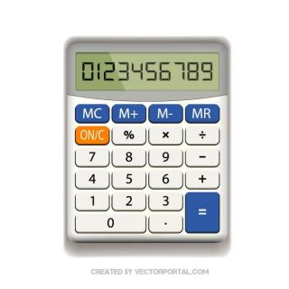 Calculator Image Free Vector