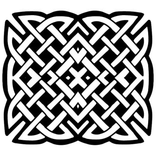 Celtic Knot Decorative Free Vector
