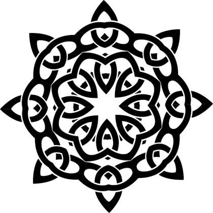 Celtic Knot Free Art Free Vector