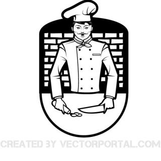 Chef Graphics Free Vector
