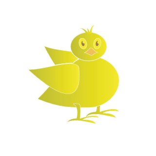 Chick Image Free Vector