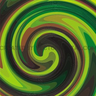 Color Paint Swirl Free Vector