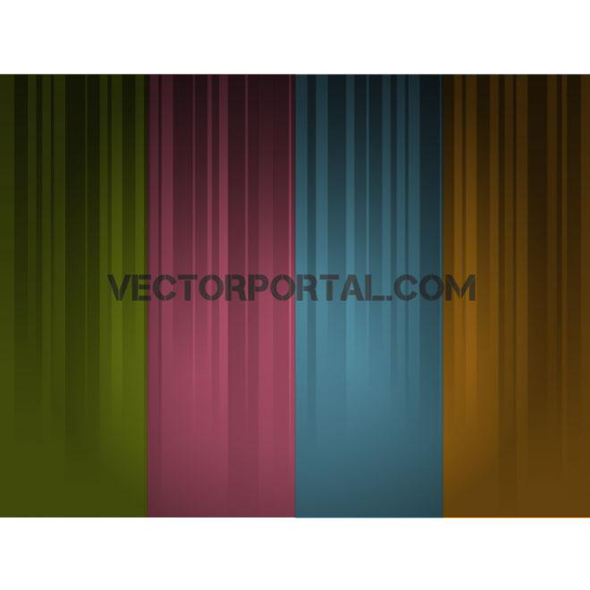 Colorful Pattern Free Vector