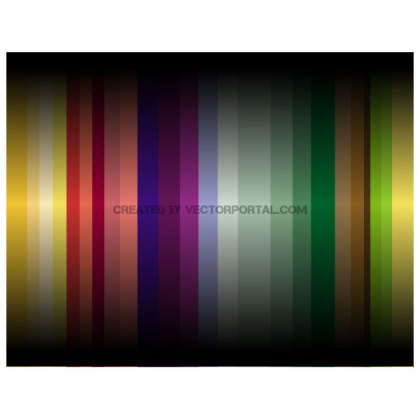 Colorful Stripes Background Free Vector