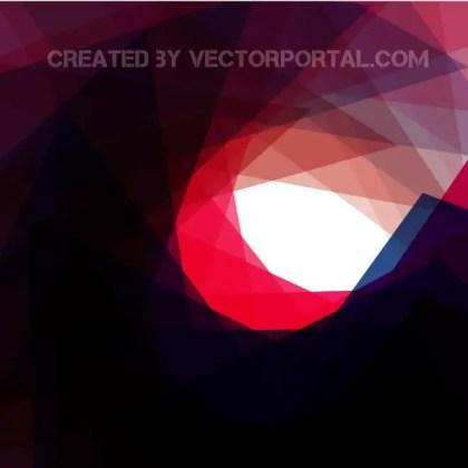 Colorful Swirl Illustration Free Vector
