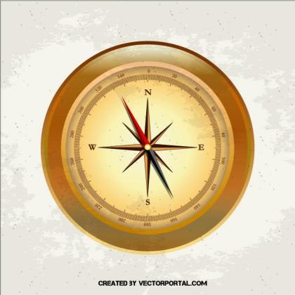 Compass Graphics Free Vector