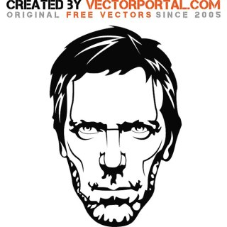 Doctor House Image Free Vector