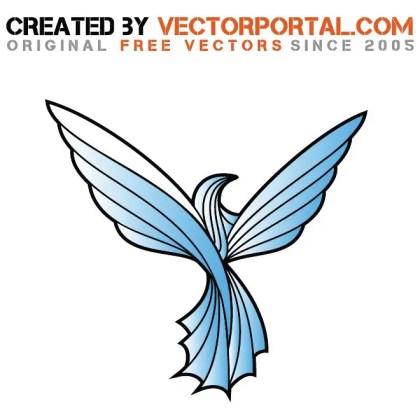 Dove Graphics Free Vector