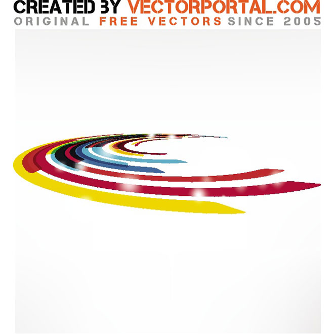 Dynamic Stock Graphics Free Vector