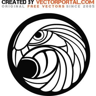 Eagle Clip Art Image Free Vector