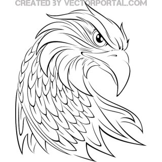 Eagle Graphics Free Vector