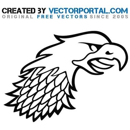 Eagle Stock Art Free Vector