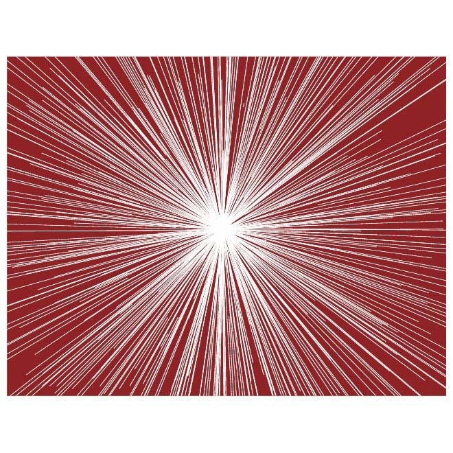 Explosion Effect Background Free Vector