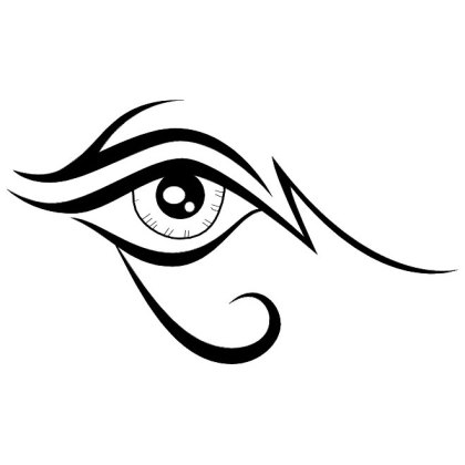 Eye Free Clip Art Free Vector