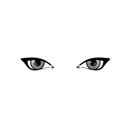 Eyes Clip Art Free Vector