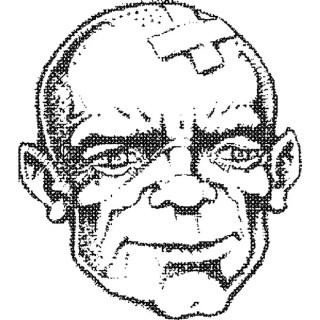 Face Sketch Free Vector