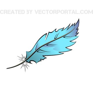 Feather Image Free Vector