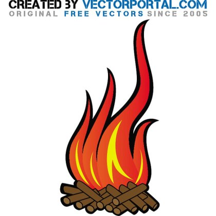 Fire Stock Free Vector