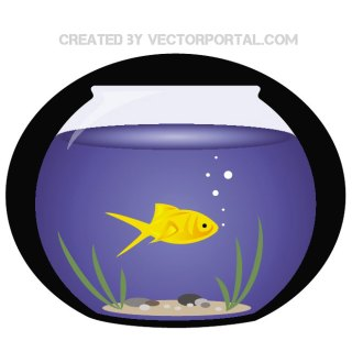 Fish Aquarium Free Vector