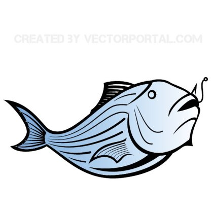 Fish Graphics Free Vector