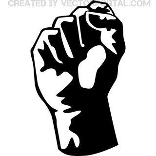 Fist Graphics Free Vector